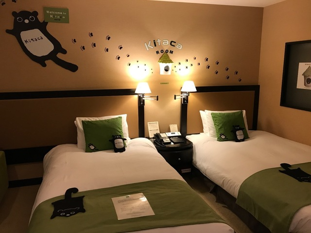 ついに北海道、、、そして今は札幌のホテル